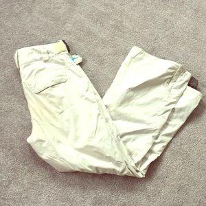 Columbia vertex white womens snowpants